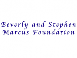 Beverly and Stephen Marcus